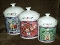 Certified Int  Karen Comerford Heritage Hill Canister Set