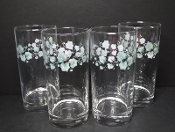 Corning Corelle Callaway Ivy Sixteen Ounce Tumblers
