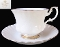 Royal Albert Bone China Val D'Or Cup Saucer Sets
