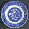 Homer Laughlin Willow Blue Bread Butter Plates