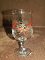 Libbey Christmas Holly Ribbon All Purpose Goblet Set