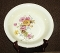 Crooksville Pantry Bak-In Ware Summer Floral Pie Plate