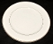 Mikasa Ivory Trousdale Dinner Plates