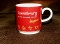 Villeroy & Boch Red Luxembourg City Mugs