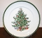 Cuthbertson Bertson House Original Christmas Tree Salad Plates
