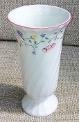 Johnson Brothers Summer Chintz Tall  Vase