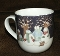 Debbie Mumm Winter Wonders Tall Mugs