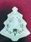 Mikasa Holiday Elegance Tree Candy Dish