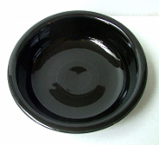 Homer Laughlin Fiesta Black Vegetable Bowls