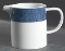 Studio Nova Blue Denim Beverage Pitcher