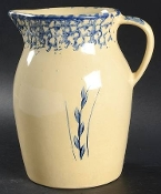Robinson-Ransbottom Wheat Thirty Two Ounce Pitcher