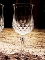 Cristal D'Arques Durand Longchamp Tall Water Goblets