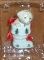Spode Christmas Tree Puppy Dog Ornament