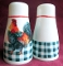 International China Timberlake Chanticleer Salt Pepper Shakers