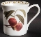 Queen's England Horticultural Society Hooker's Fruit Peach Mug