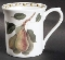 Queen's England Horticultural Society Hooker's Fruit Pear Mugs