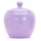 Noritake Colorwave Lilac Stoneware Covered Sugar Bowl