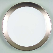 Wedgwood Satine Platinum Bread Butter Plates