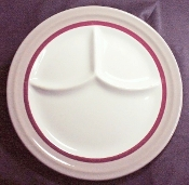 Sterling China Restaurant Grille Plate