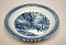 Royal China Currier & Ives Snowy Morning Pie Plate