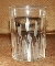 Libbey Rock Sharpe Etched Cattail Glasses