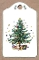 Nikko Christmastime Christmas Tree Cheese Board