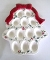 Pfaltzgraff Winterberry Deviled Egg Tray
