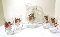International China Marmalade Seven Pc Refreshment Set