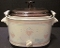 Corning Corelle Rival Forever Yours Crock Pot Slow Cooker