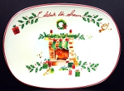 Lenox Celebrate The Season Holiday Platter