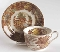 Nasco Mountain Woodland Cup Saucer Set